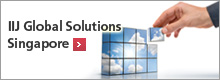 IIJ Global Solutions Singapore