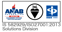 ISMS certification mark